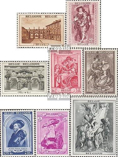 El nuevo outlet de marcas online. Prophila Collection Bélgica 506-513 (Completa.edición.) 1939 Rubens (Sellos (Sellos (Sellos para los coleccionistas) Pintura  Tienda 2018