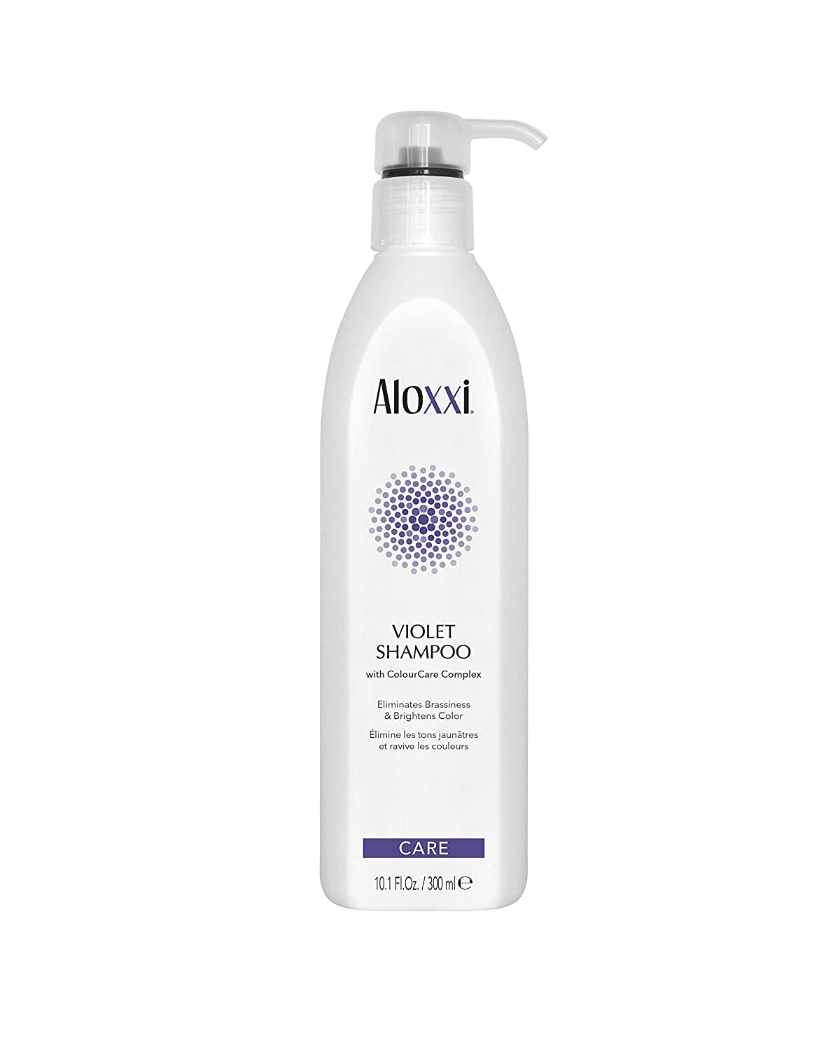 ALOXXI Violet Shampoo Sales - San Francisco Mall Purple Hair for Instant Blonde