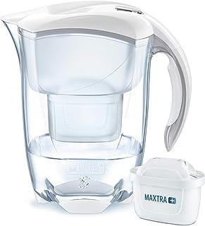 Brita 4006387076399 Carafe filtrante, Plastique, Blanc, Format normal