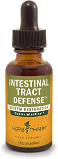 Herb Pharm Intestinal Tract Defense Liquid Herbal Formula with Wormwood Liquid Extract - 1 Ounce