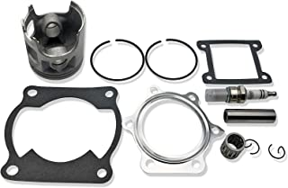Scitoo Cylinder Piston Gasket Tope end Kit Set Fits 1988-2006 YamahaBlaster 200 YFS200