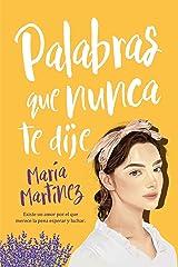 Palabras que nunca te dije (Titania amour) Versión Kindle