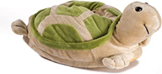 funslippers Chausson Animaux Pantoufle Peluche Tortue Unisex