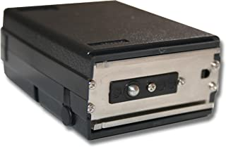 vhbw Batería NiMH 1000mAh (13.2V) para Radio, walkie-Talkie iCOM IC-2GAT, IC-32A, IC-32AT, IC-32E, IC-3AT, IC-3GAT, IC-4AT...