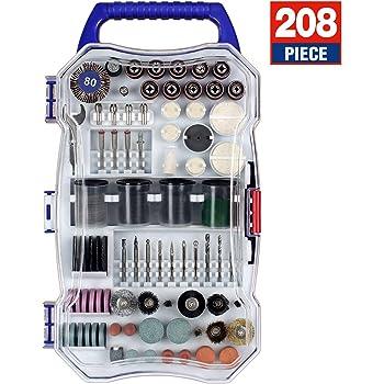 Sanding Polishing Cutting 100pc Universal Rotary Accessory Tool Kit For Dremel CAL-HAWK DT911
