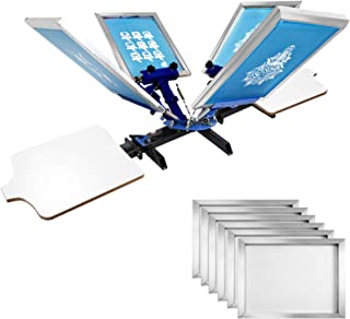 Best silk screen printing press machine Reviews