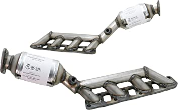 Catalytic Converter compatible with Infiniti QX56 2004 to 2010 & Nissan Armada 2005 to 2013 & Nissan Titan 2004 to 2013 & ...