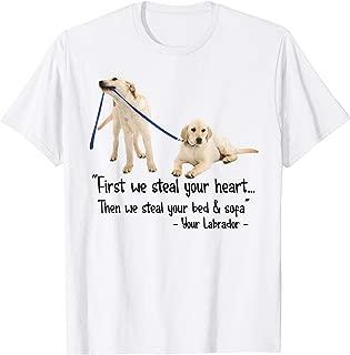 labrador retriever shirts
