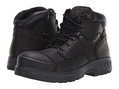 Timberland PRO 6 Endurance HD Composite Safety Toe Waterproof Insulated (Black) Men