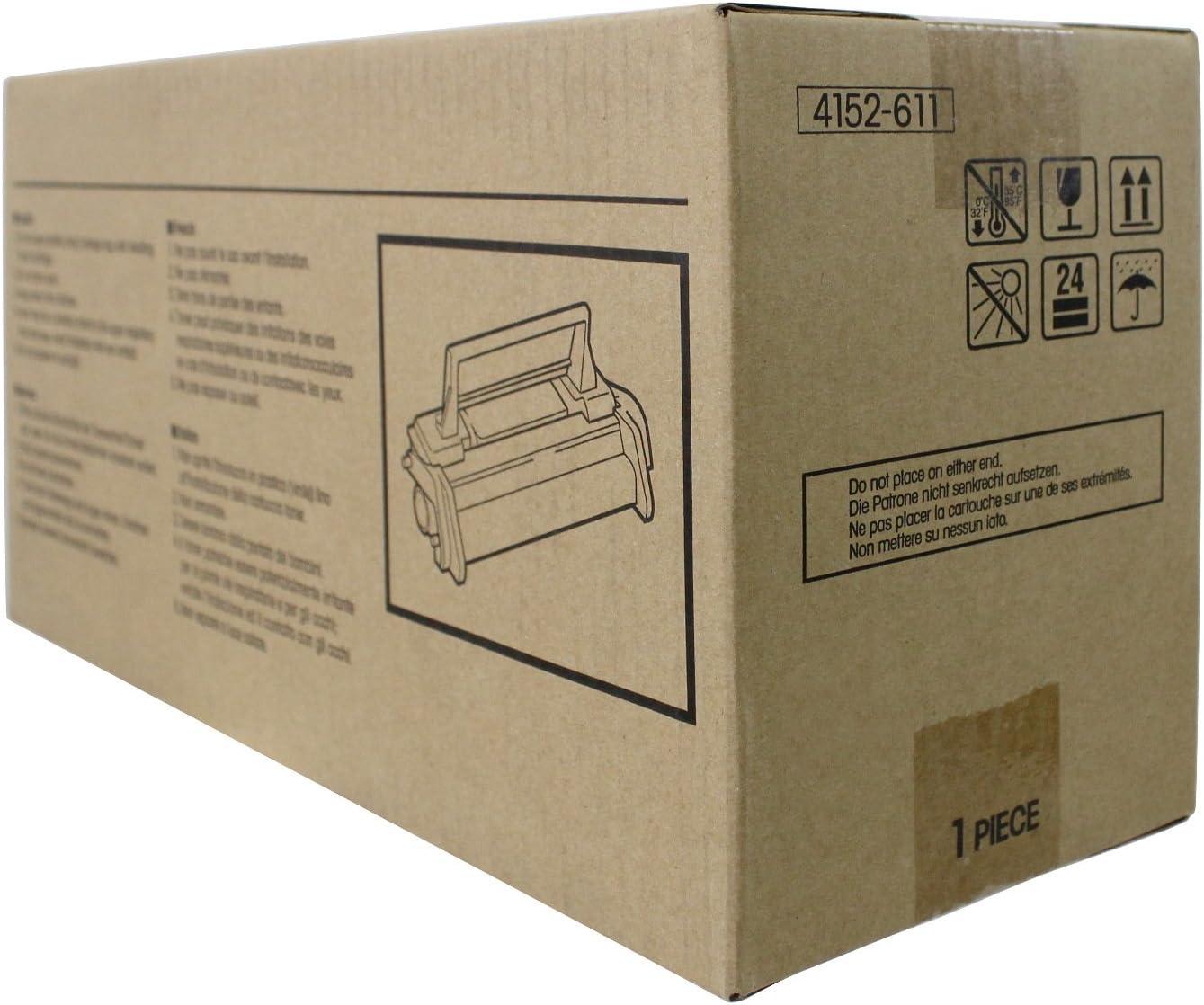 Konica-Minolta 4152611 4152611 Toner, 6000 Page-Yield, Black