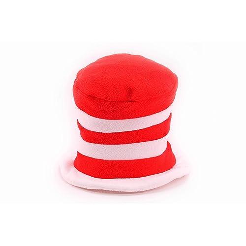 c139354b42f elope Dr. Seuss Toddler Cat in the Hat Fleece Hat