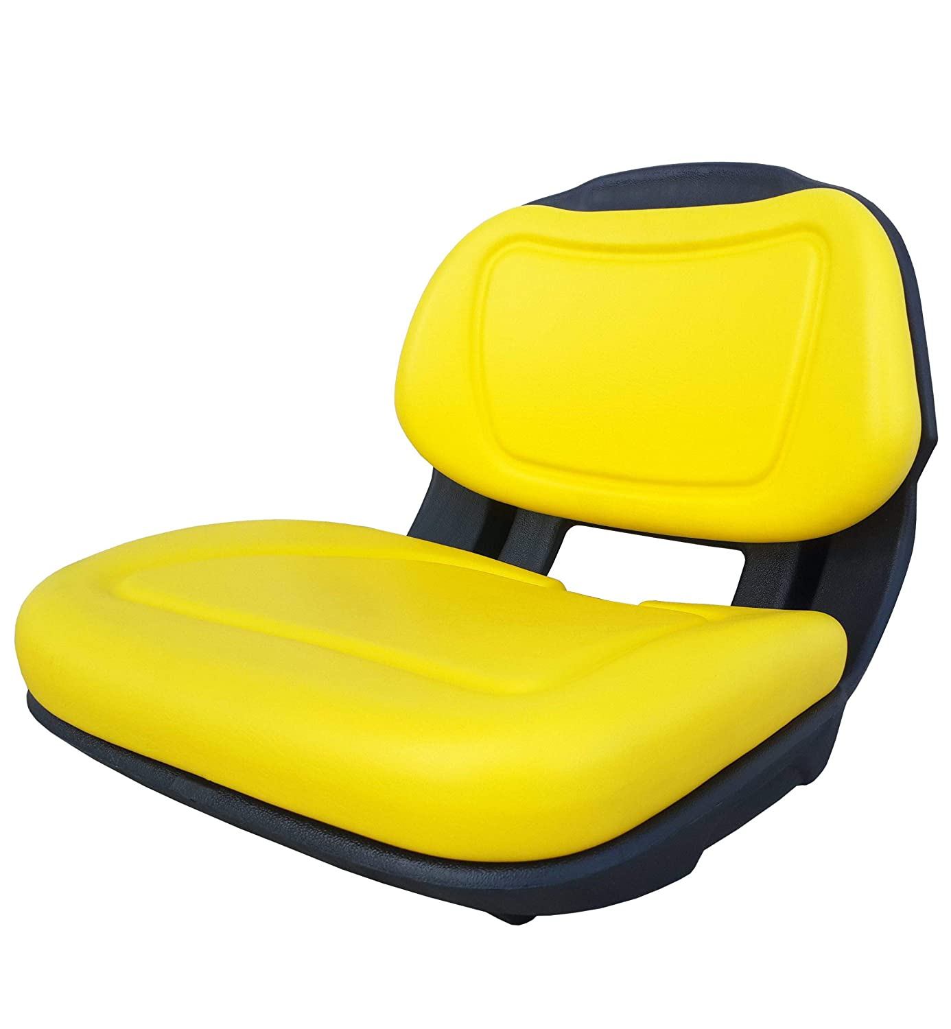 TRAC SEATS Outlet ☆ Free Shipping Yellow Seat for John X300R X320 X304 Deere X300 X324 Spring new work