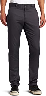Men's Skinny Straight-Fit Work Pant
