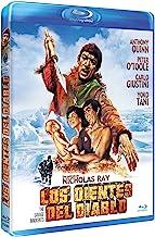 Los Dientes Del Diablo BD 1960 The Savage Innocents [Blu-ray]