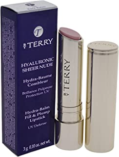 By Terry Hyaluronic Sheer Nude Lipstick - 1n Bare Balm By By Terry for Women - 0.1 Oz Lipstick, 0.1 Oz