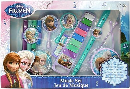 What Enfants Want  Frozen grand Music Set