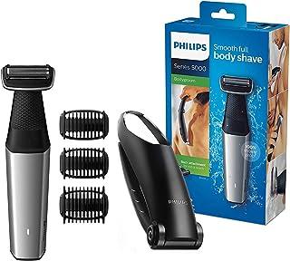 comprar comparacion Philips BG5020 / 15 Bodygroom Series 5000 con accesorio para depilación y 3 peines para recortar