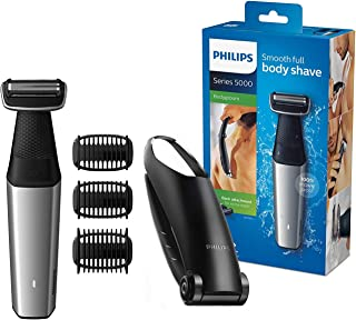 Philips BG5020 / 15 Bodygroom Series 5000 con accesorio para
