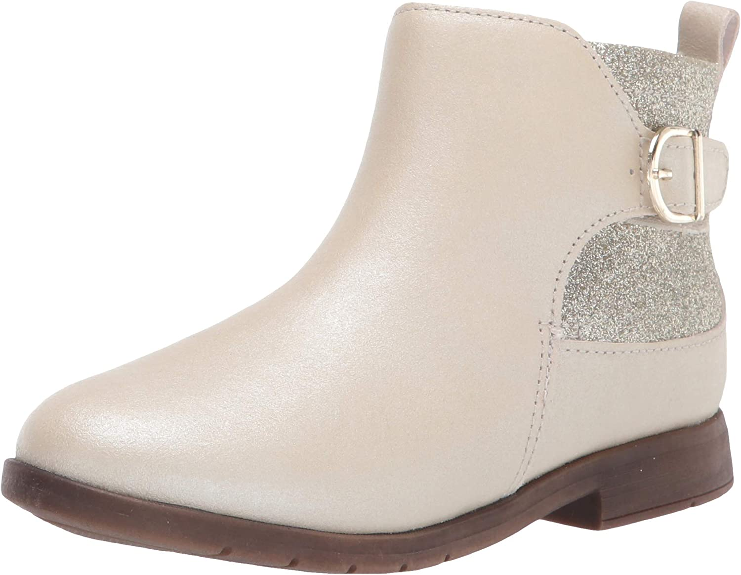 Stride Rite Girls Ivy Fashion Boot Our shop OFFers the best service Champagne Superlatite 1 Little Kid Wide