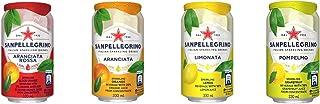 サンペレグリノ 4種類アソートセット 4缶X4種類 330ml