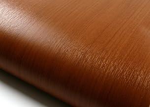ورق حائط ROSEROSA من خشب الكرز، ورق جدران ذاتي اللصق من خشب الكرز، يصلح لباب الطاولة (PF4038-1: 1. 96 قدم × 6. 56 قدم)