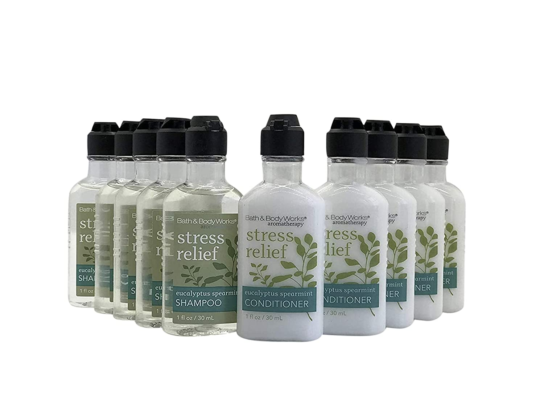 Bath Body Works Stress Shampo Relief Aromatherapy Shine High material Very popular