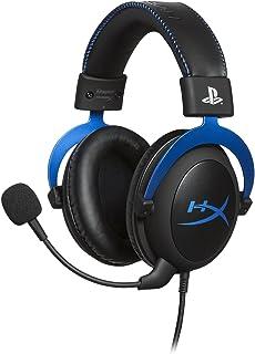 HyperX HX-HSCLS-BL/EM Headsets - (Pack of1)