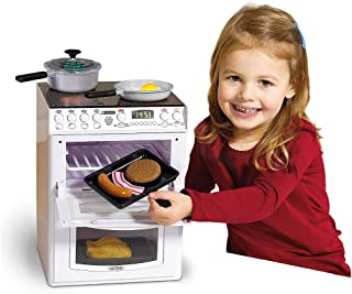Casdon Kids Electronic Cooker Roleplay, White (477)
