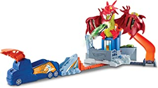 Hot Wheels DWL04 Car Racetracks For Boys 4 Years & Above,Multi color