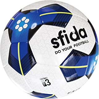 sfida(スフィーダ) サッカー ボール サーマル 製法 EAFF E-1 CHAMPION SHIP 東アジア選手権 ヴァイス キッズ VAIS KIDS BSF-VA04 WHITE/BLUE 3号