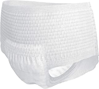 Tena Overnight Super Disposable Pull-On Underpants - Incontinence Briefs - Large