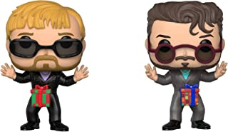 POP! TV: Saturday Night Live Dick in a Box 2 Pack de figuras coleccionables, multicolor, Estándar, Multicolor