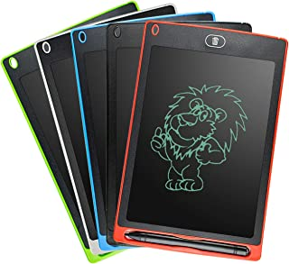 Toysale 8. 5 inch LCD Writing Pad/Tablet Drawing Board || Paperless Memo Digital Tablet (Multicolor)