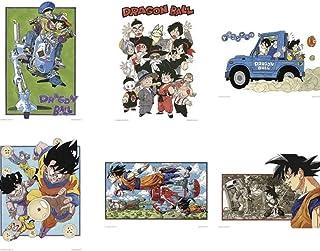 一番くじ ドラゴンボール EX 地球を守る戦士たち I賞 ビジュアルボード 全6種セット