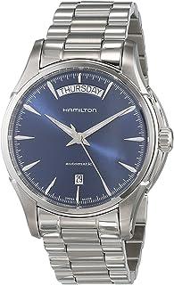 Hamilton - Reloj Analogico para Hombre de Automático con Correa en Acero Inoxidable H32505141
