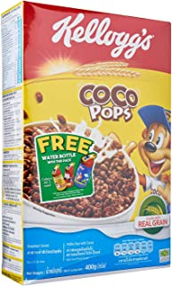 Kellogg's  Coco pop with free water bottle, 400g