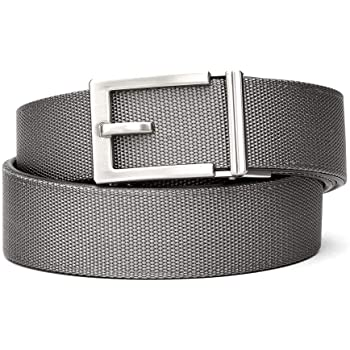Kore Men S Nylon Web Track Belts Express Nickle Buckle Grey 24 To 44 At Amazon Men S Clothing Store After seven months of use, the two biggest standouts with the kore essentials trakline gun belt are the granular adjustability and the surprising stiffness and load carrying ability given the. kore men s nylon web track belts express nickel buckle