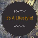Boy Toy's Casual Lifestyle Shopping App