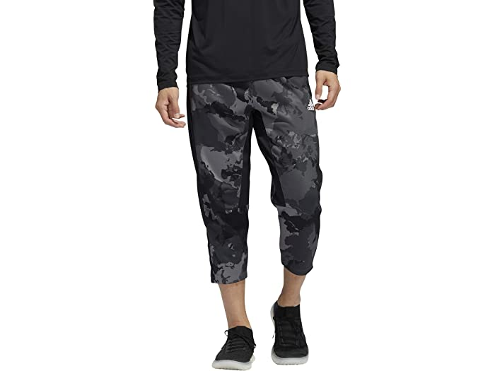 adidas Continent Camo City Cropped Pants