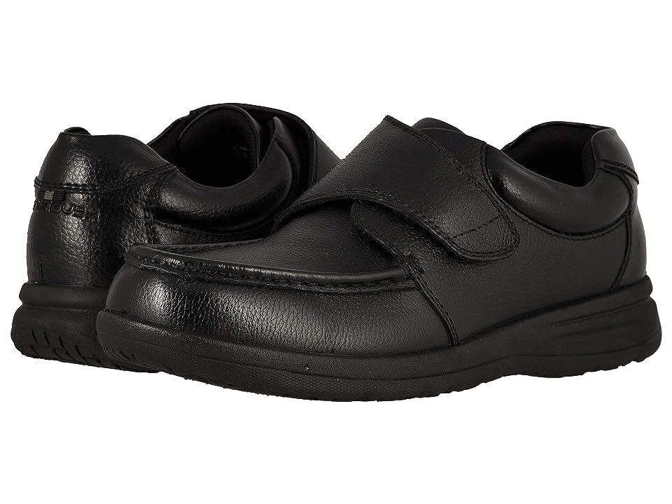 Nunn Bush Cam Velcro (Black) Men