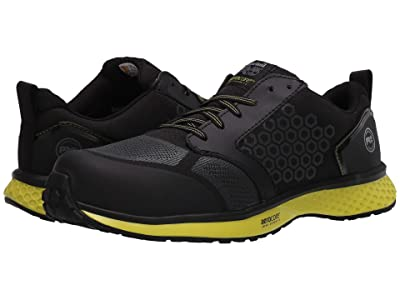 Timberland PRO Reaxion Composite Safety Toe (Black/Yellow) Men