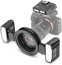 Meike MK-MT24S 2.4G Wireless Macro Twin Lite Flash for Sony A9 A7III A7IIK A7RIII A6400 A6300 A6000 A6500 A6600 and Other ...