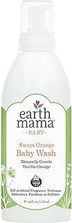 Earth Mama Sweet Orange Foaming Hand Soap Refill | All-Purpose Castile Body Wash, 34-Fluid Ounce