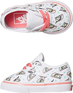 Vans Authentic (Unicorn) True White/Strawberry Pink