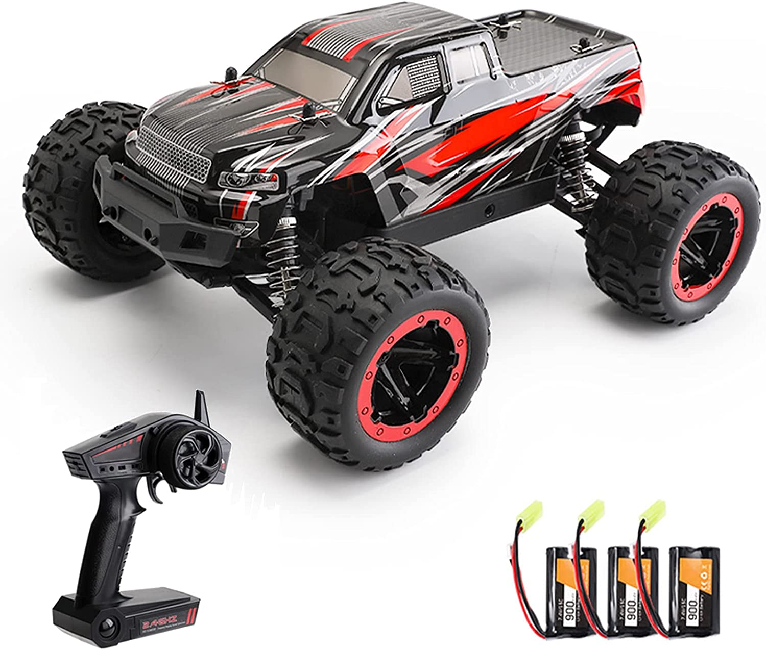 GoolRC RC Cars 1:16 Scale Remote Control San Francisco Mall Direct stock discount 4WD H Car S High 40KM