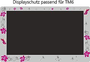 Displaybeschermfolie voor TM6 Hibiscus Fee roze