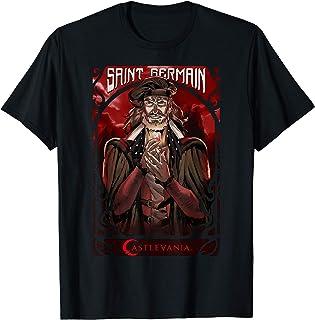 Castlevania Saint Germain Portrait T-Shirt