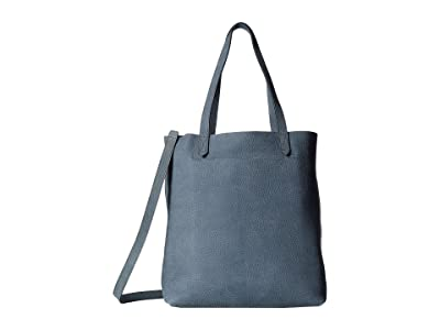 Madewell The Medium Transport Tote (Forgotten Sea) Handbags