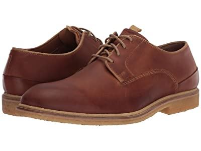 J&M EST. 1850 Wagner Plain Toe (Tan) Men