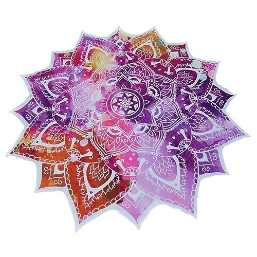 Lotus Flower Cloth Print Amazoncom